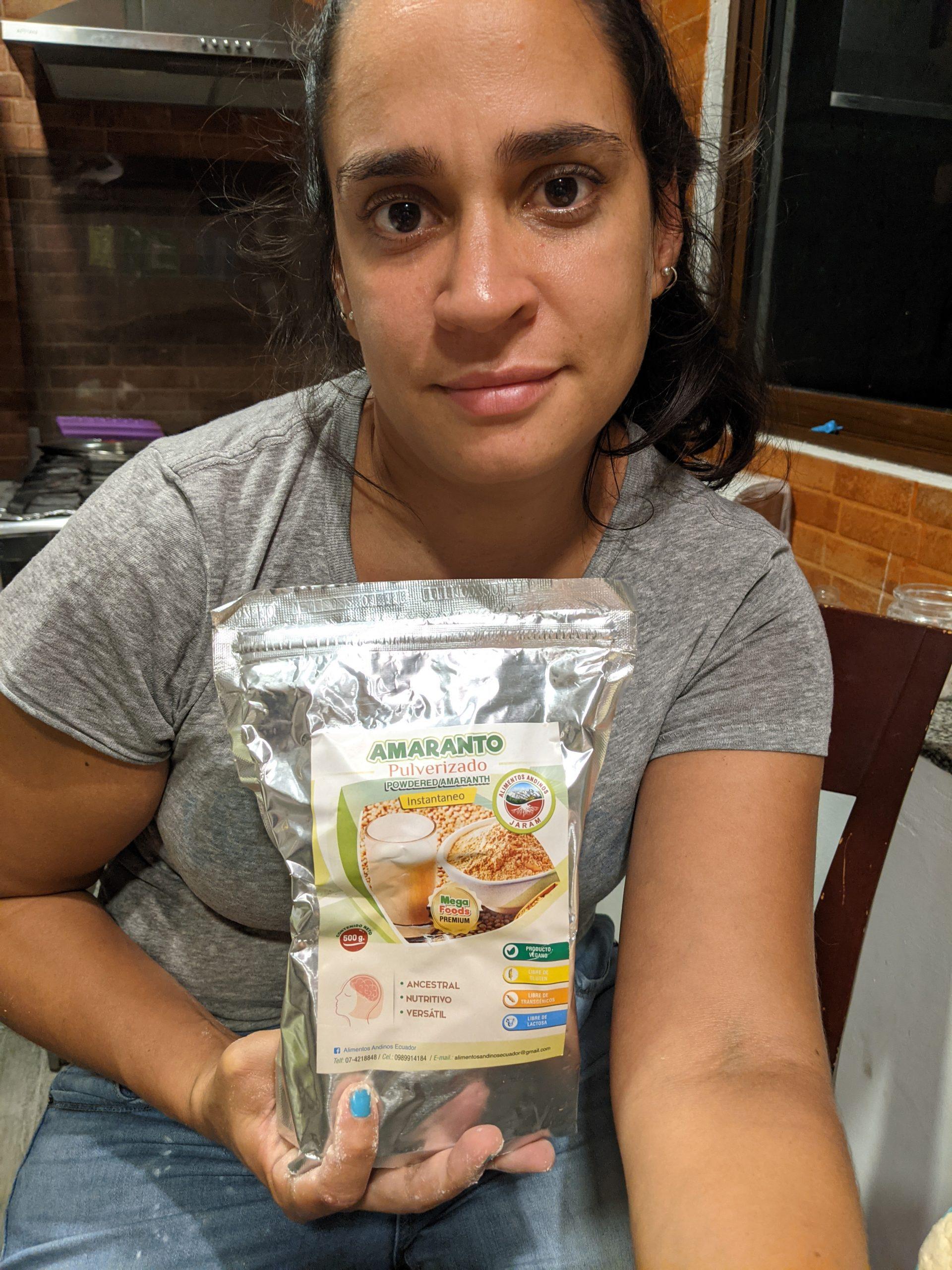 harina amaranto
