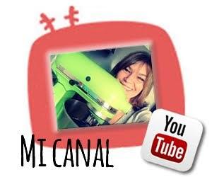 Mi canal en Youtube