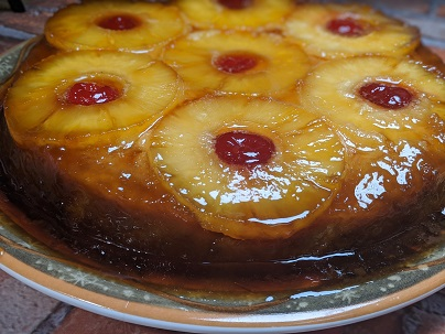 torta de pina